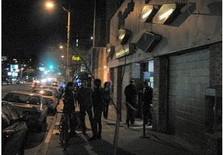 Three injured in shooting outside Echo Park nightclub *