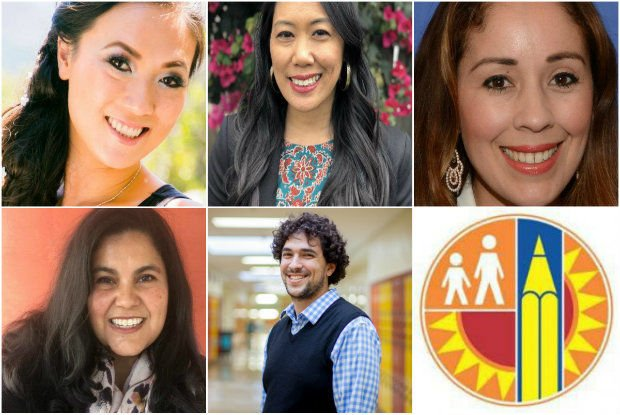 L.A. Unified honors five Eastside educators as 2018 Teachers of the Year