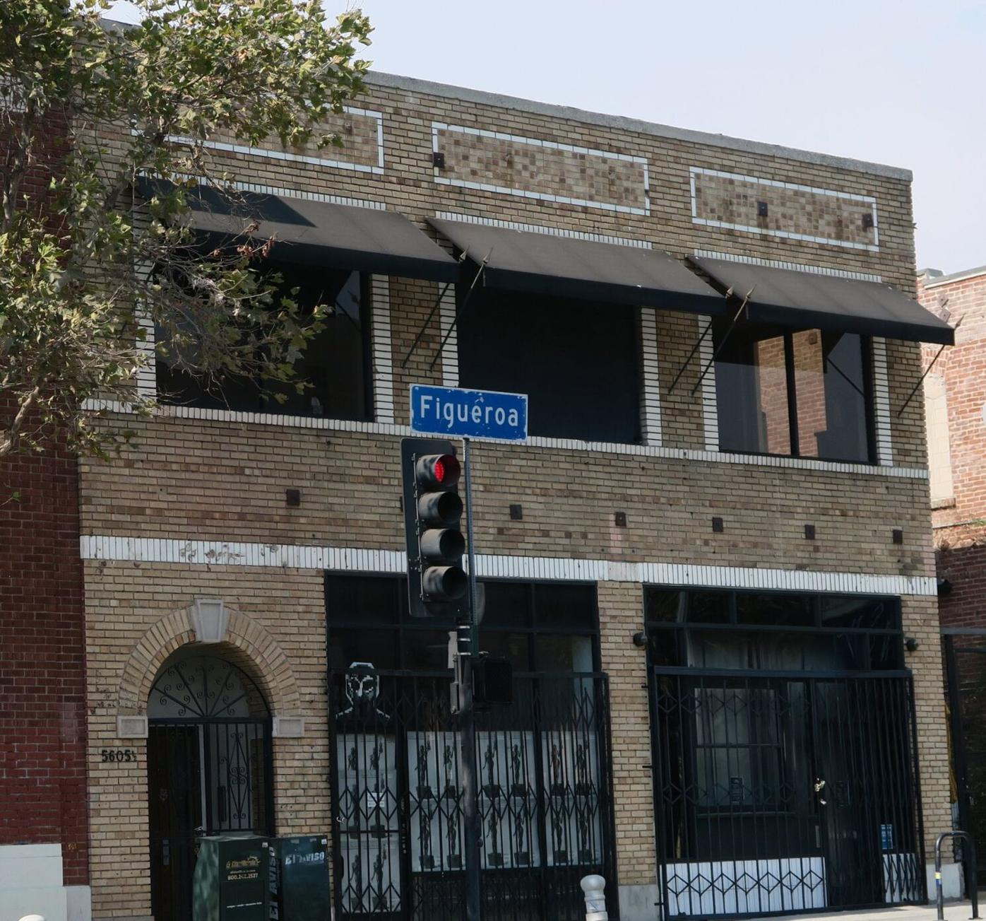 5605 Figueroa potential historic landmark site in Highland Park