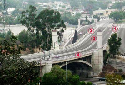 Cyclists push city to make room for bikes on Glendale-Hyperion bridge project