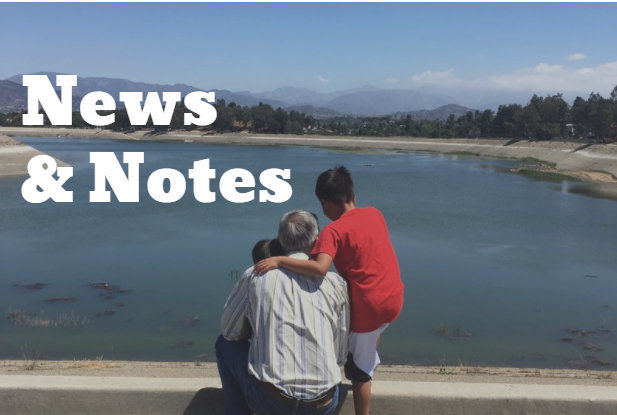 $1 million for Cal State LA filmmakers; East Hollywood apartment fire; new reservoir walkway debuts