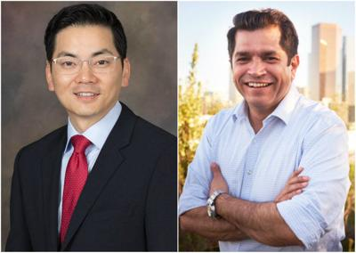 Preliminary results show Ahn and Gomez heading for runoff in 34th Congressional District race