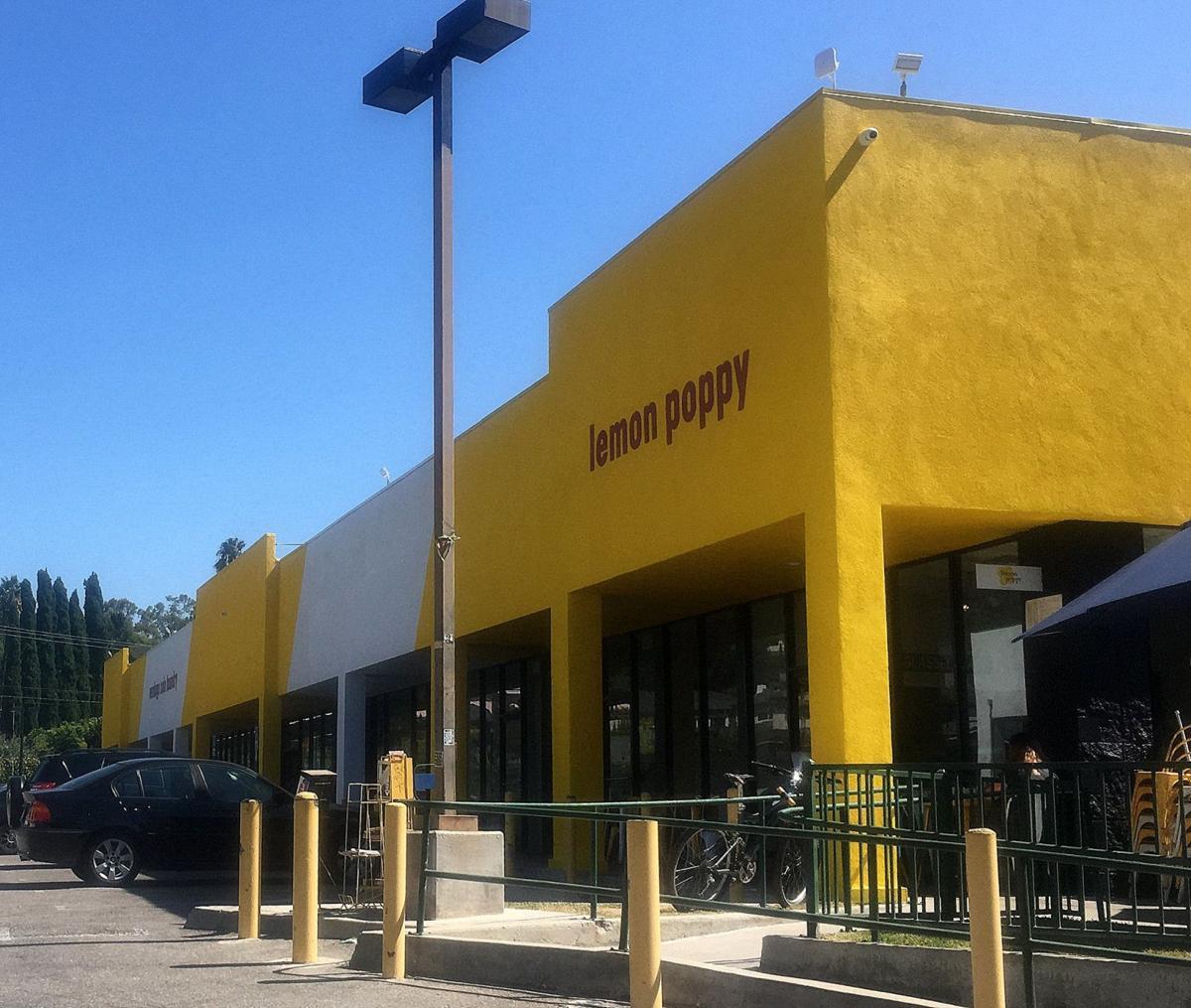 Verdugo Plaza Lemon Poppy