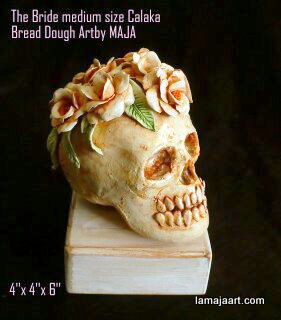 Maja Bread Dough Art