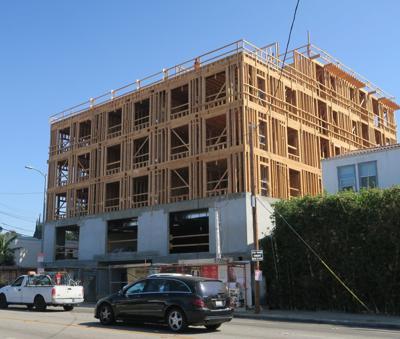 Echo Park building boom bringing more housing to Alvarado