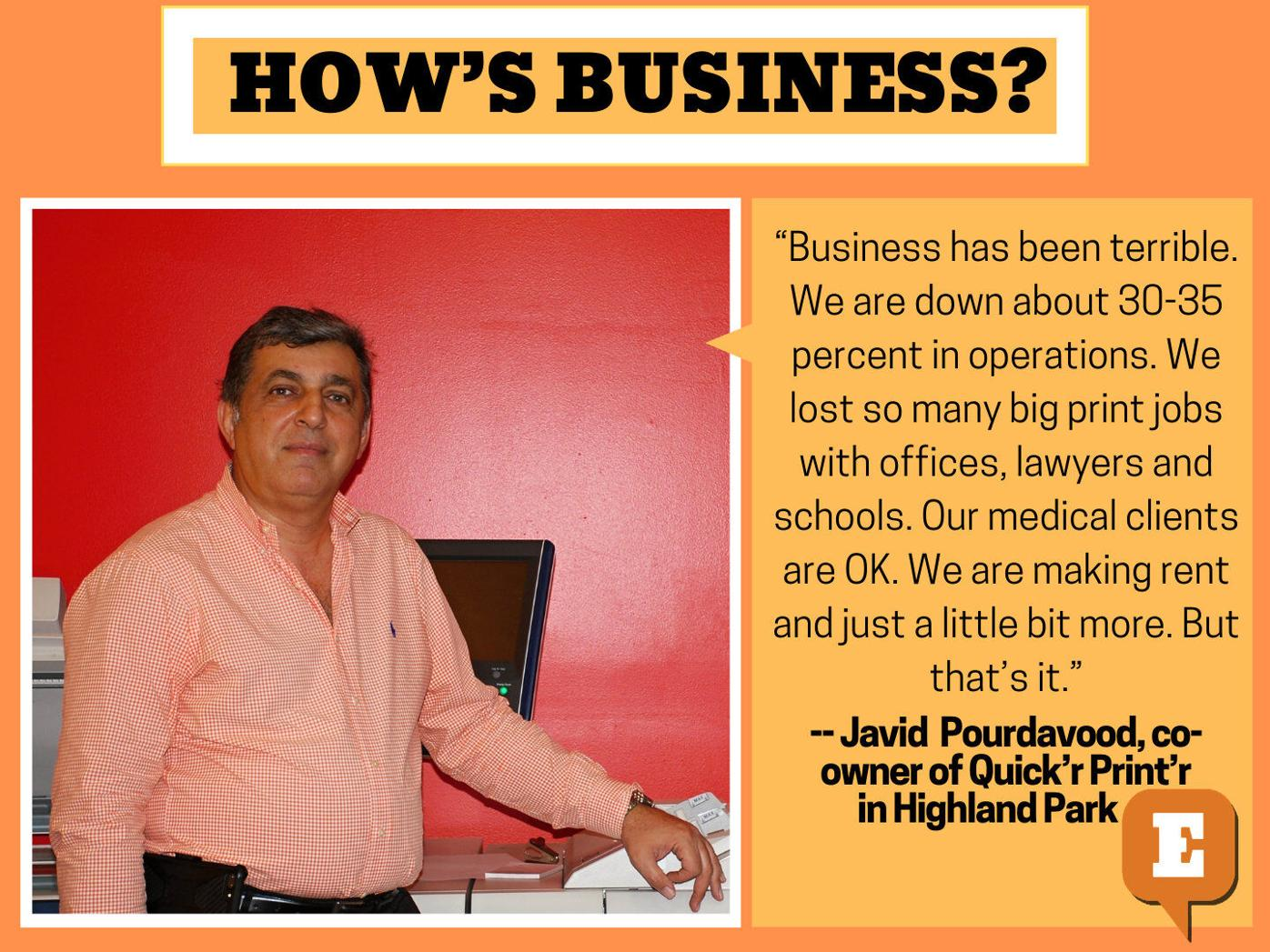 HOw's business quick'r print'r