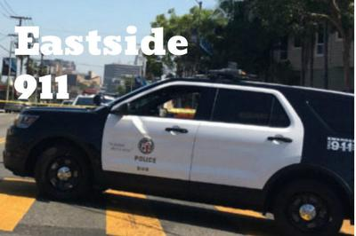 Police searching for felony suspect in Echo Park [updated]