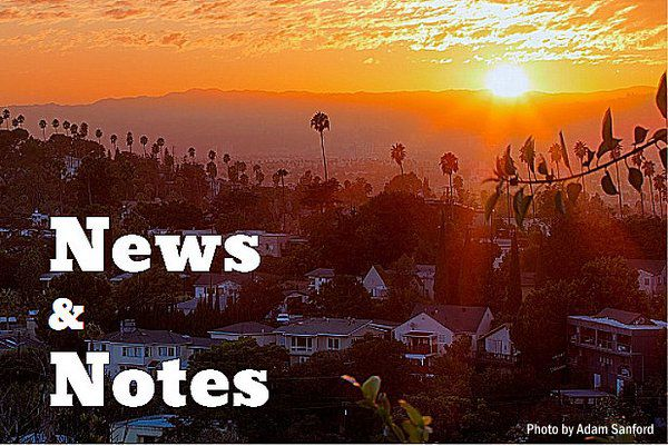 Glassell Park's bald eagle on video | Suspects nabbed in Eagle Rock restaurant robberies| Occidental College president to step down