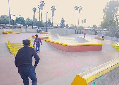 Echo Park Skate Park