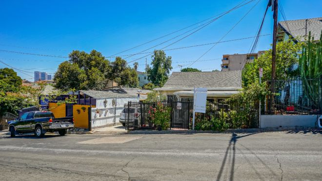 For Sale: Cute Echo Park Starter Home Only 2 Miles from DTLA