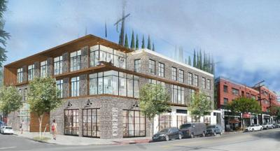 A new look and apartment building for Echo Park Avenue [updated]