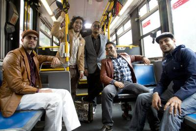 La Chamba blends Peruvian rhythms and messages of social justice