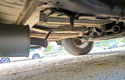 Police warn Echo Park and Silver Lake Honda Element owners about catalytic converter thieves