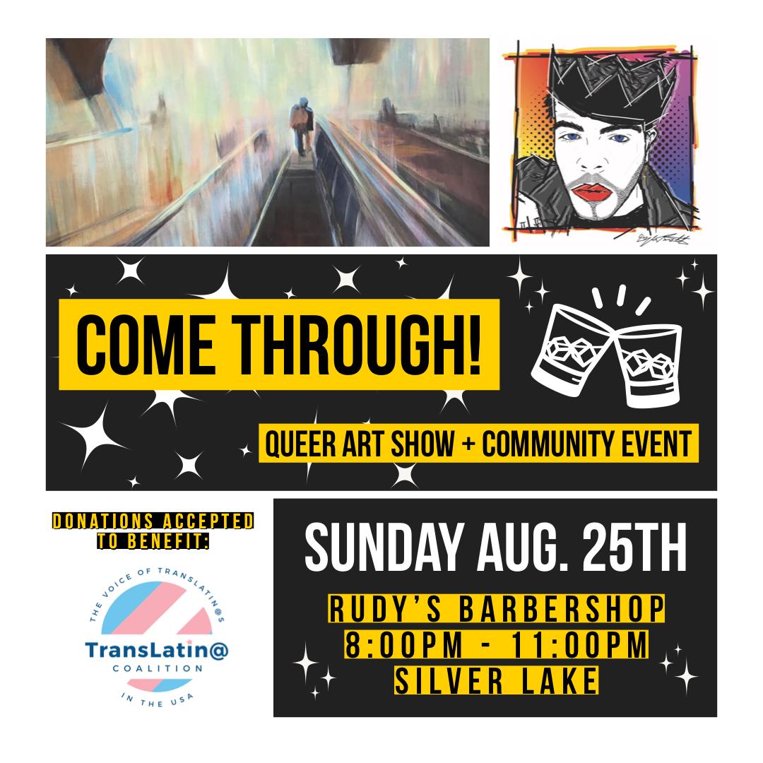 LGBTQIA Art Show and Community Event