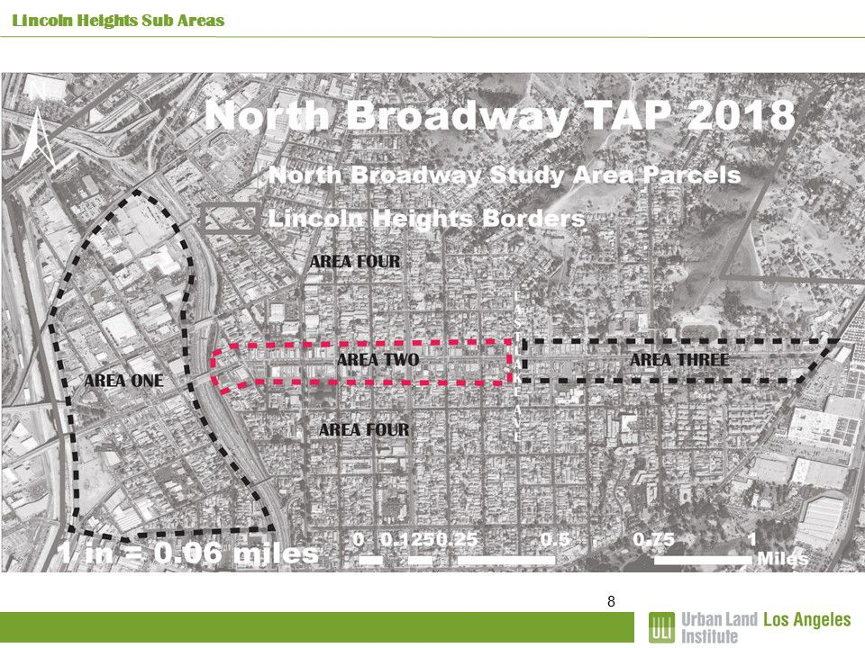 ULI North Broadway Technical Assistance Panel Presentation Meeting