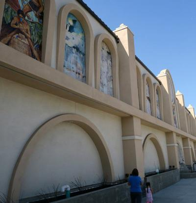 Artists raise concerns about completion of East L.A. mural project