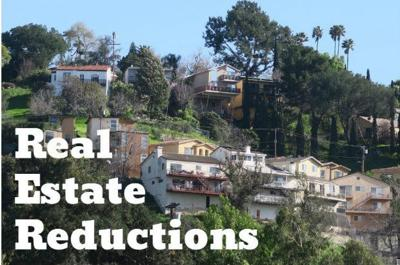 $110,000+reduction on Silver Lake 6-bedroom | $54,900 off Eagle Rock English cottage | $20,000 chop on Lincoln Heights condo