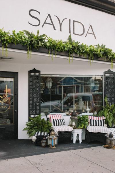 Sayida: Moroccan boutique in Highland Park