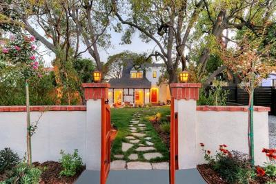 Sponsored Post: A Sophisticated Silver Lake Tudor with a Playful Heart