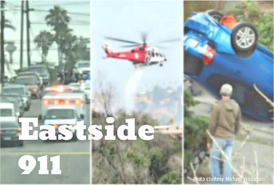 Eastside 911 collage for trouble
