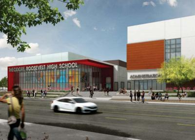 School district strikes deal with opponents of Roosevelt High demolition & modernization
