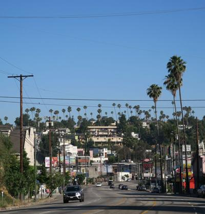 Sunset Boulevard street scene Silver Lake 6-20-2019 8-29-16 AM.JPG
