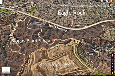 Eagle Rock raising a stink over Glendale's biogas plant [updated]