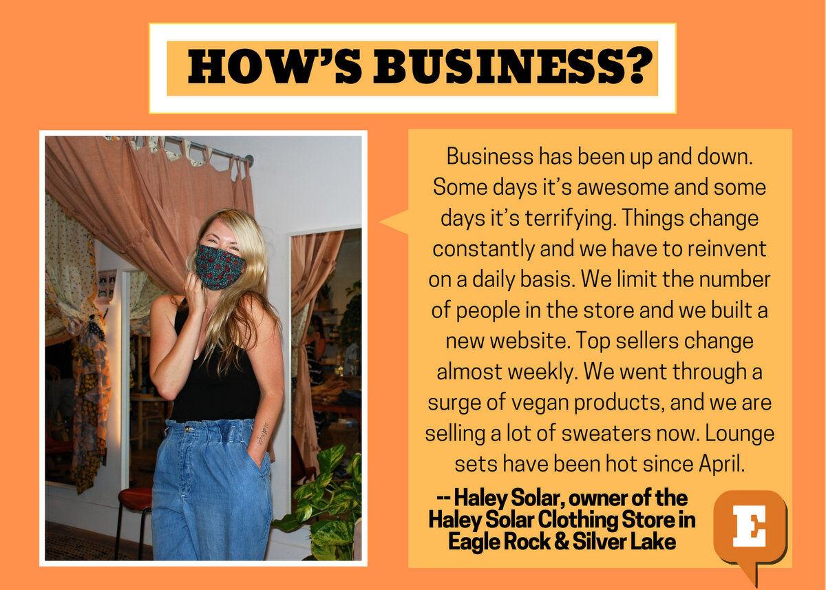 how's business haley solar