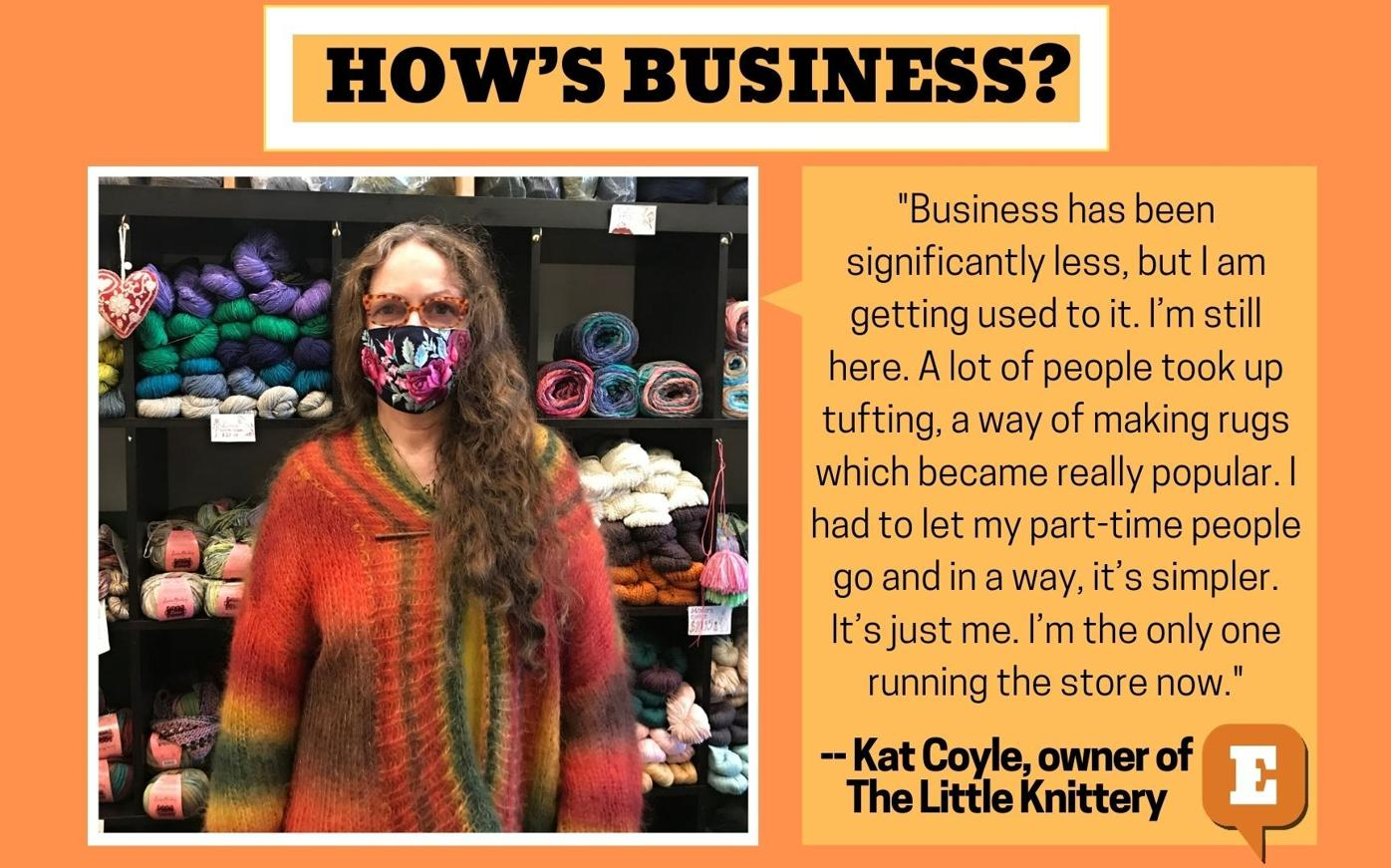 How's Business Knittery