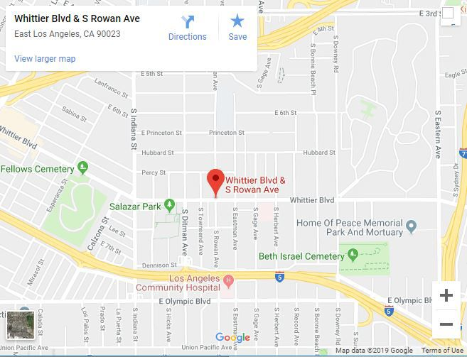 Masked robbers hold up East L A  smoke shop | Crime