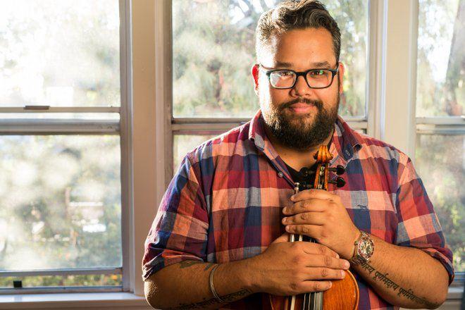 "Violinist, ""Genius Grant"" Winner & Gentrifier: Q&A with Echo Park's Vijay Gupta"