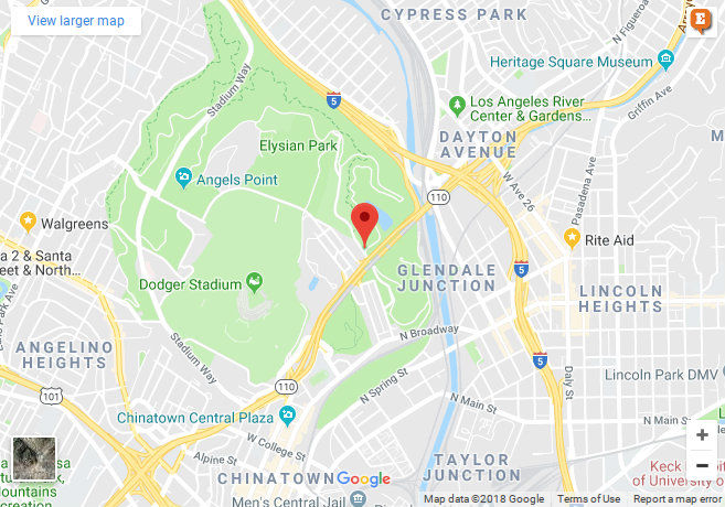 Elysian Park hit by three fires in one afternoon [updated]