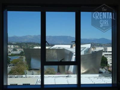 For Rent: Be Pampered! Luxury DTLA Living   Penthouse Lounge, Concierge Service, Pool, Gym, Library, Yoga Studio