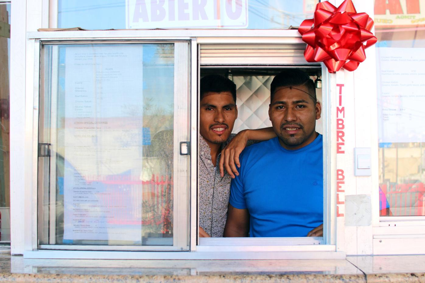 Felipe & Nacho X'tiosu Kitchen