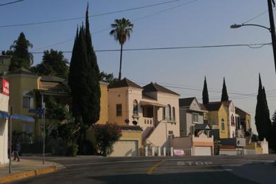 City Terrace street scene