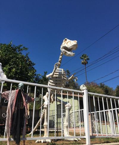 Echo Park: Jurassic Halloween