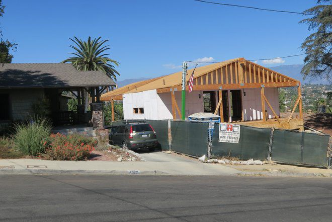 Historic district residents upset over approval of new construction in Angelino Heights and Highland Park