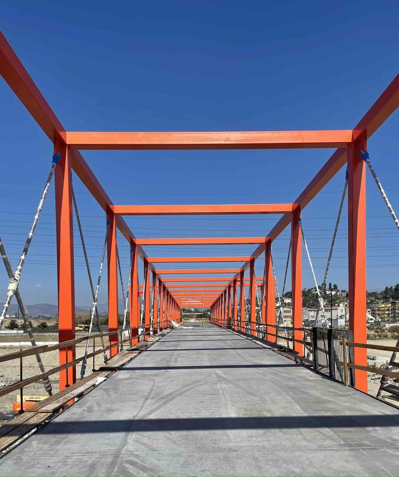 Taylor Yard Bridge 2