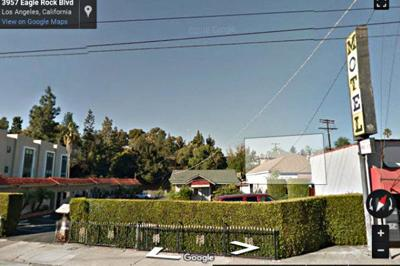Glassell Park's Triangle Motel stars in Børns' music video