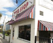 Developer plans to build around Eagle Rock barbershop