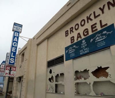 """""""Keep Calm and We Will Return"""" —  Brooklyn Bagel postpones bakery for another three months"""