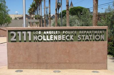 Hollenbeck police station to be named in honor of former