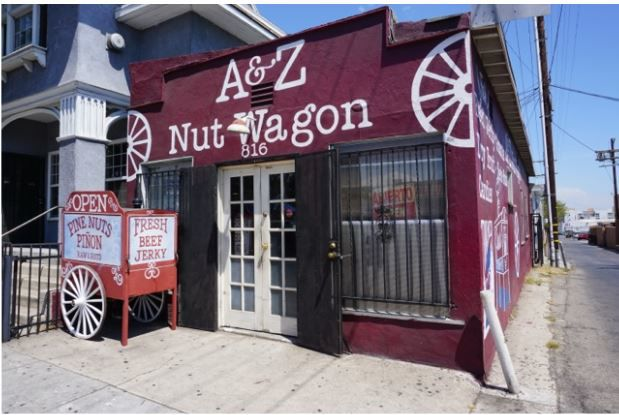 From Nuts to Jerky: A&Z Nut Wagon has delivered tasty treats to decades of Boyle Heights