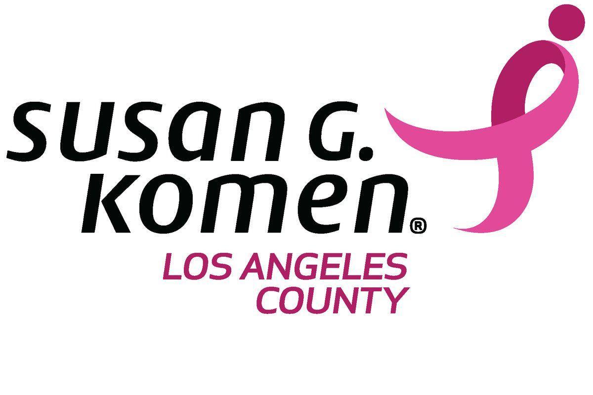 Susan G. Komen LA County Logo