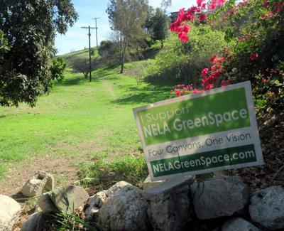 Walnut Canyon development moves ahead as Glassell Park residents seek to preserve it as open space