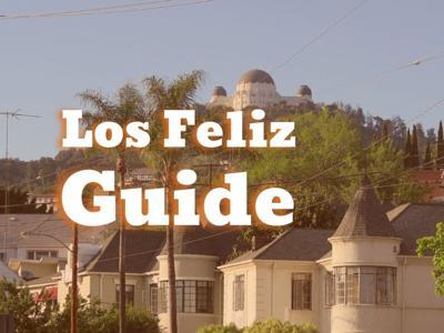 Los Feliz Guide Cover Photo