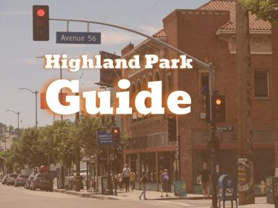 Highland Park Guide Cover Photo
