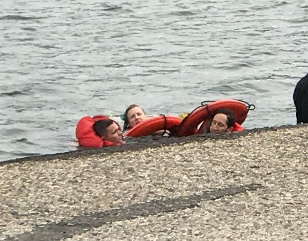 Woman rescued from Silver Lake Reservoir