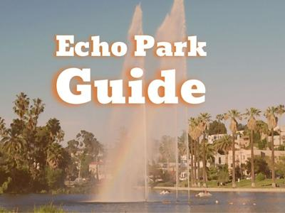 Echo Park Guide Cover Photo