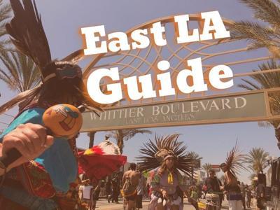 East LA Guide Cover Photo